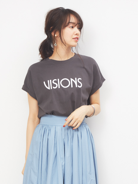 【MICA&DEAL】ロゴTシャツ