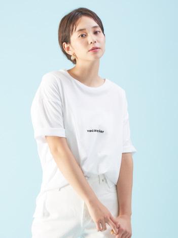 【別注 TICCA】 vacancier ロゴTシャツ