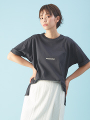 Rouge vif la cle - 【別注 TICCA】 vacancier ロゴTシャツ【予約】