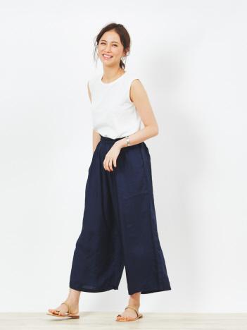 【GALLEGO DESPORTES】elastic パンツ