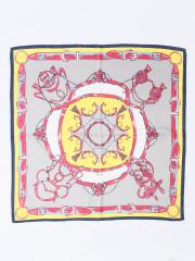 Rouge vif la cle - manipuri CLASSICBELTシルクスカーフ