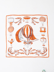 Rouge vif la cle - 【manipuri】classicballoonスカーフ2
