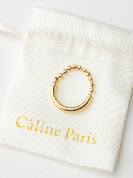Caline Paris チェーンリング【予約】