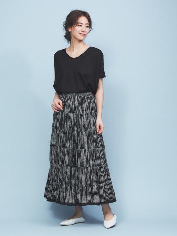 【MARIHA】草原の虹スカート