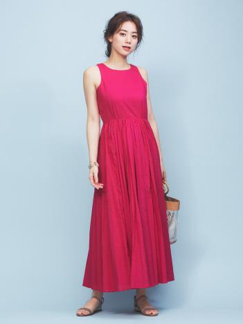 【MARIHA】夏のレディのドレス