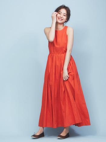 【MARIHA】夏のレディのドレス2