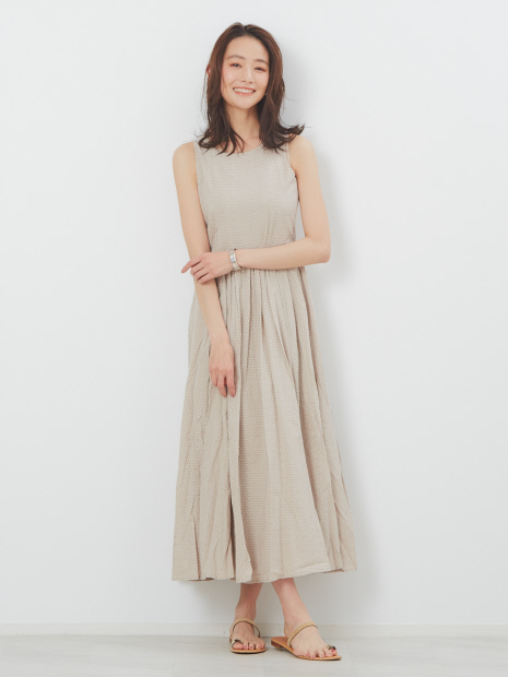 MARIHA 夏のレディのドレス3