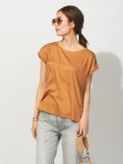 Rouge vif la cle - リヨセル天竺フレンチTシャツ