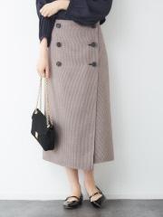 ルージュ・ヴィフ ラクレ リバータイトスカート【予約】