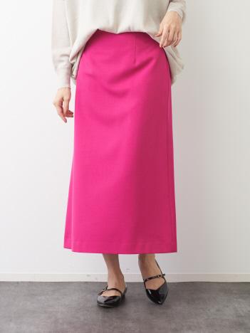 Rouge vif la cle - セミフレアスカート