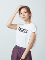 Rouge vif la cle - 【別注】MICA&DEAL ロゴTシャツ