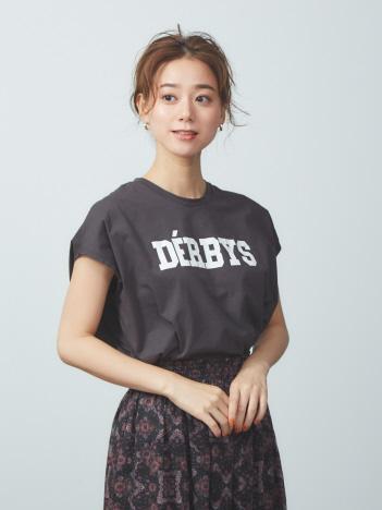 【別注】MICA&DEAL ロゴTシャツ