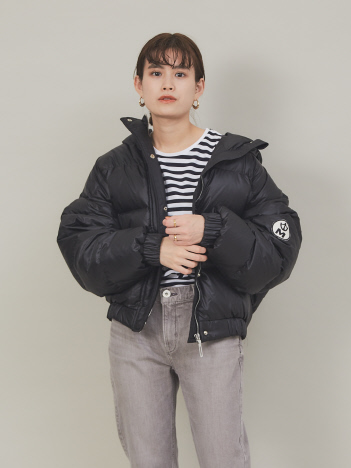 OUTLET (Ladie's) - 【MOONGOOSE】Rave with chevron