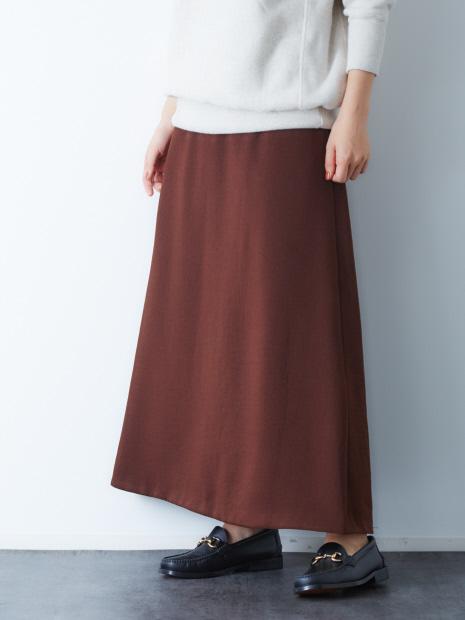 アンティークジョーゼットスカート