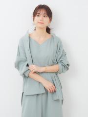 【東原妙子さんコラボ】ビッグポケットオーバーシャツ
