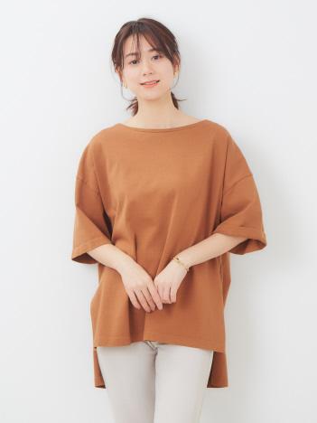 Rouge vif la cle - 製品染めビッグTシャツ