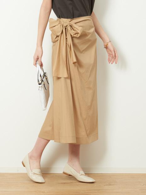 タイプライターリボンスカート