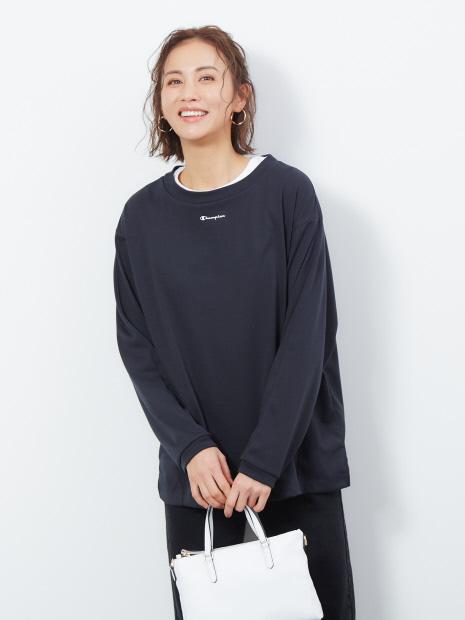 【Champion/チャンピオン】ロングスリーブTシャツ