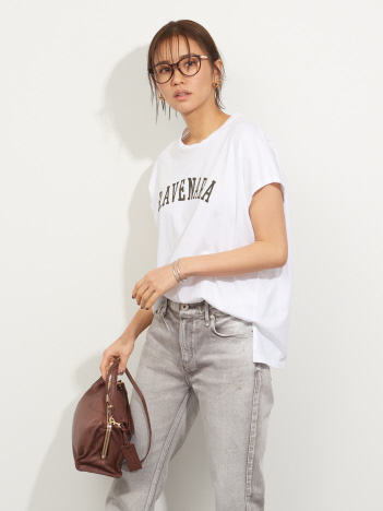 Rouge vif la cle - 【MICA&DEAL】ロゴプリントTシャツ