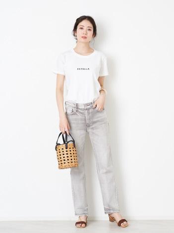 【upper hights/アッパーハイツ別注】THE BOYFRIEND ESTELLA Tシャツ【予約】