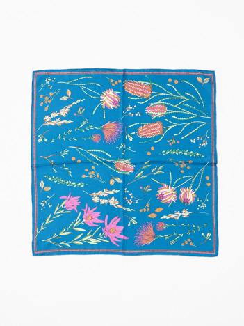 Rouge vif la cle - manipuri nativeflowerスカーフ