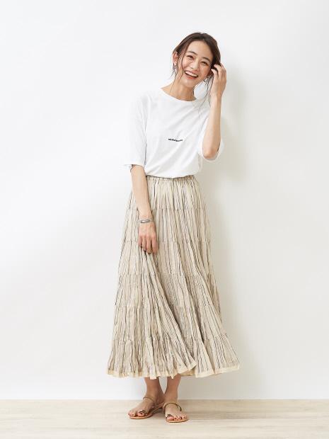 【MARIHA】 草原の虹のスカート