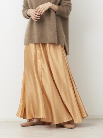 Rouge vif la cle - 【enrica】スカート