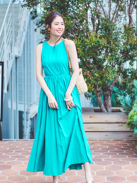 【MARIHA】別注 夏のレディのドレス