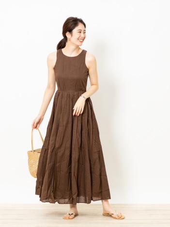 【MARIHA】 夏のレディのドレス2