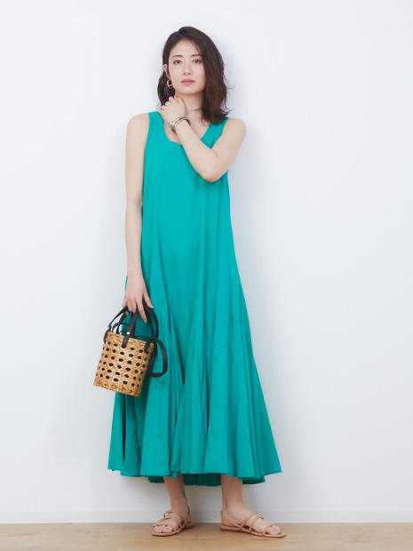 【MARIHA】別注  海の月影のドレス【予約】