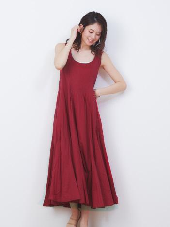 Rouge vif la cle - 【MARIHA】別注  海の月影のドレス