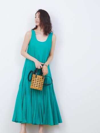 【MARIHA】別注  海の月影のドレス