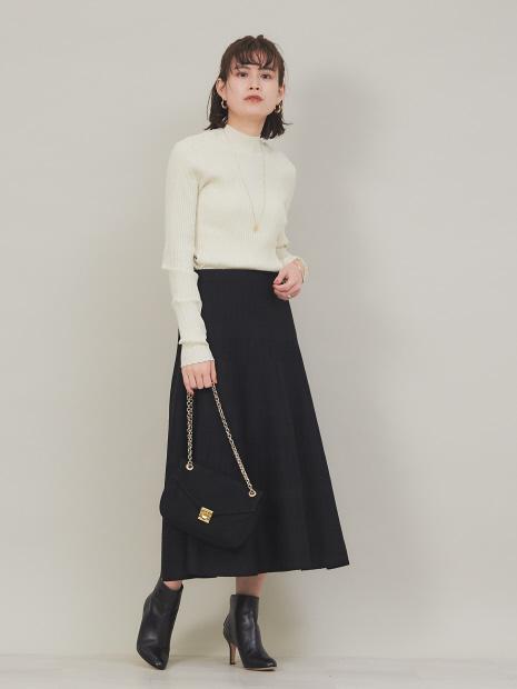 ジャガードスカート【予約】