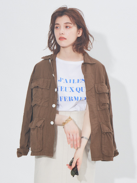 【ROTHCO】ミリタリーシャツ