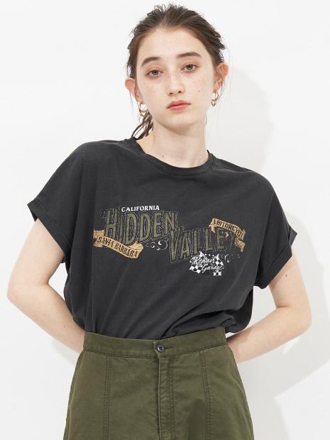 【MICA&DEAL】【WEB限定】ロックTシャツ