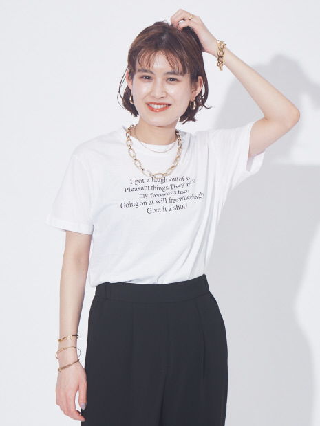 【GOOD ROCK SPEED】別注ロゴTシャツ