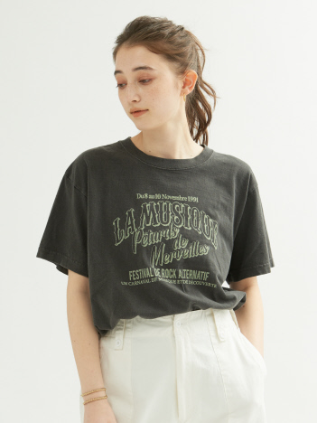 【GOOD ROCK SPEED】別注プリントTシャツ
