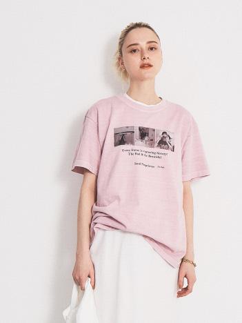【WEB限定】【GOOD ROCK SPEED】別注フォトTシャツ