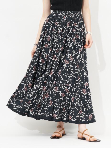 【MARIHA別注】草原の虹のスカート【予約】