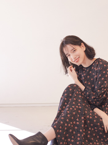 OUTLET (Ladie's) - 《新色登場》バックカシュールワンピース