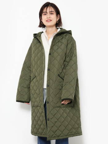 【Barbour】HOODED LIDDESDALEキルティングコート