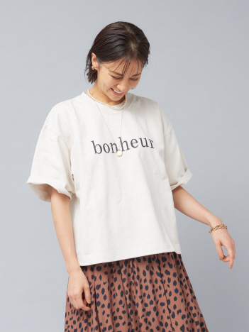 Rouge vif la cle - CAMBER 別注ロゴTシャツ
