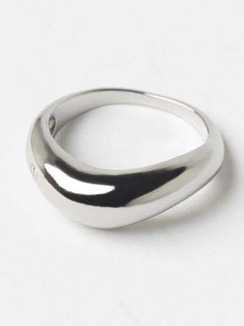 【ucalypt】Curve Volume Ring