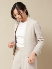 qualite - タスランサテンジャケット
