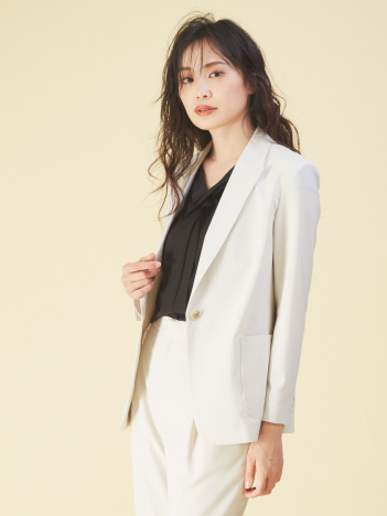 【夏スーツ】トラベルジャケット