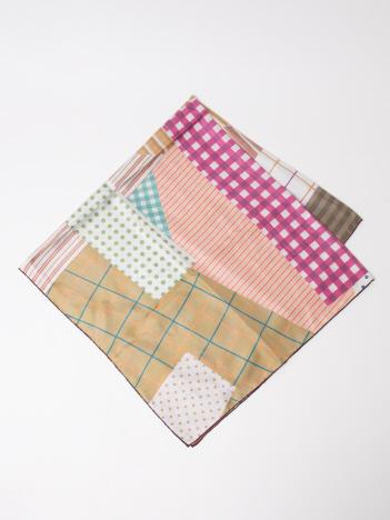 【JANE CARR】マルチパターンスカーフ