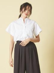 qualite - ワイドスリーブシャツ【予約】