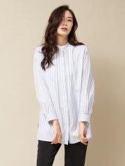 qualite - フロントタックシャツ