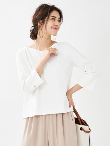 【セットアップ対応】2WAYストレッチタックシャツ