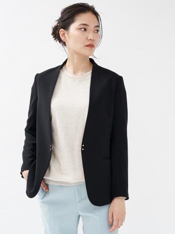 ダブルサテンジャケット